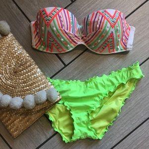 Beaded Bikini Top